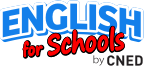 Retour à l'accueil de English for Schools by CNED
